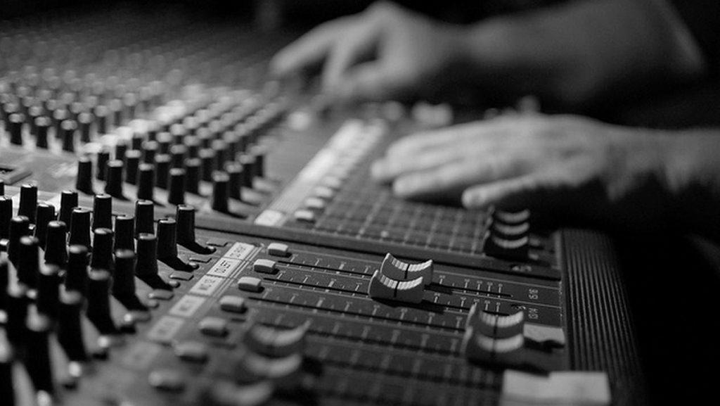 Написание аудио трека