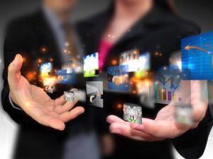 Видео о компании или продукте на сайте и в социальных сетях