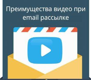 Видео в email рассылке